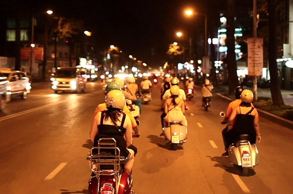Saigon After Dark - Saigon, Vietnam