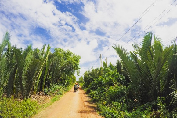 A Glimpse of the Mekong Bike Tour