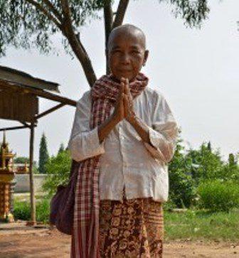 Cambodian scarfs