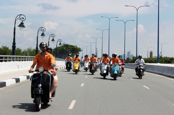 Saigon Scooter Tours