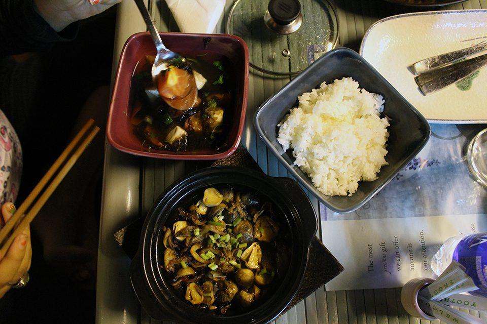 vegetarian vietnamese food