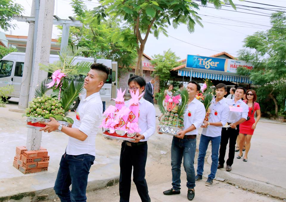 vietnamese engagement ceremonies