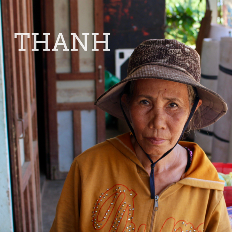 1. Thanh is a partner in the boat building business.
