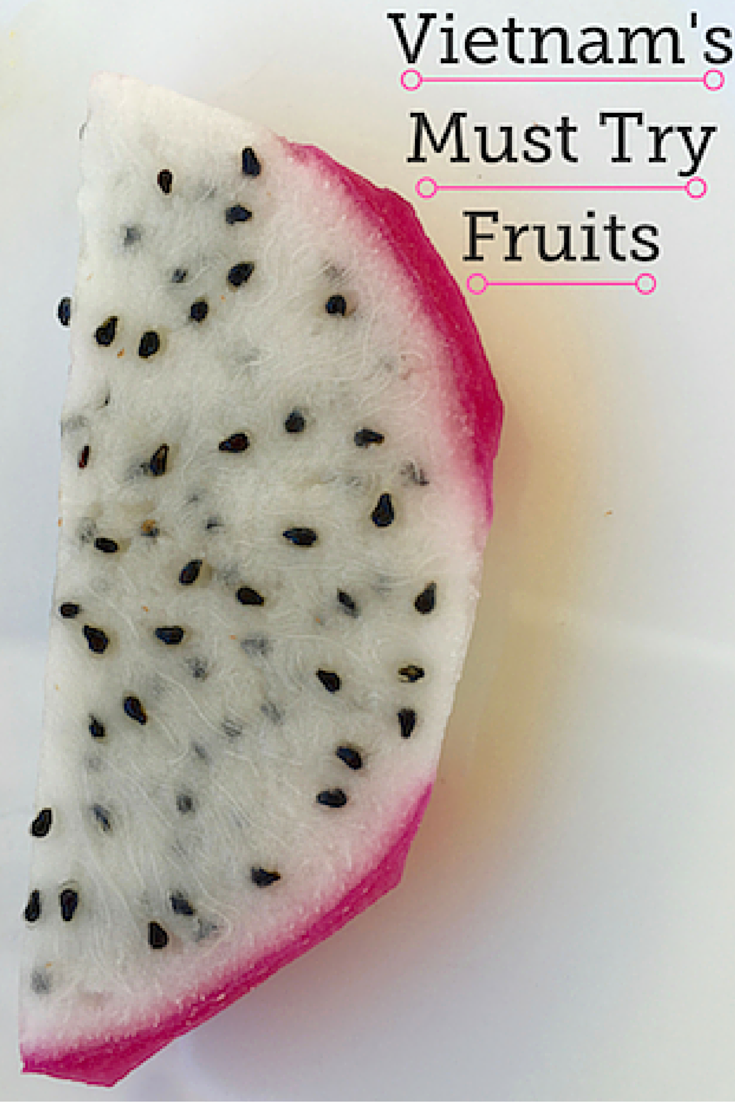 Vietnam's Must Try Dragon Fruit