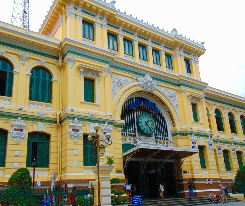 Post Office Ho Chi Minh