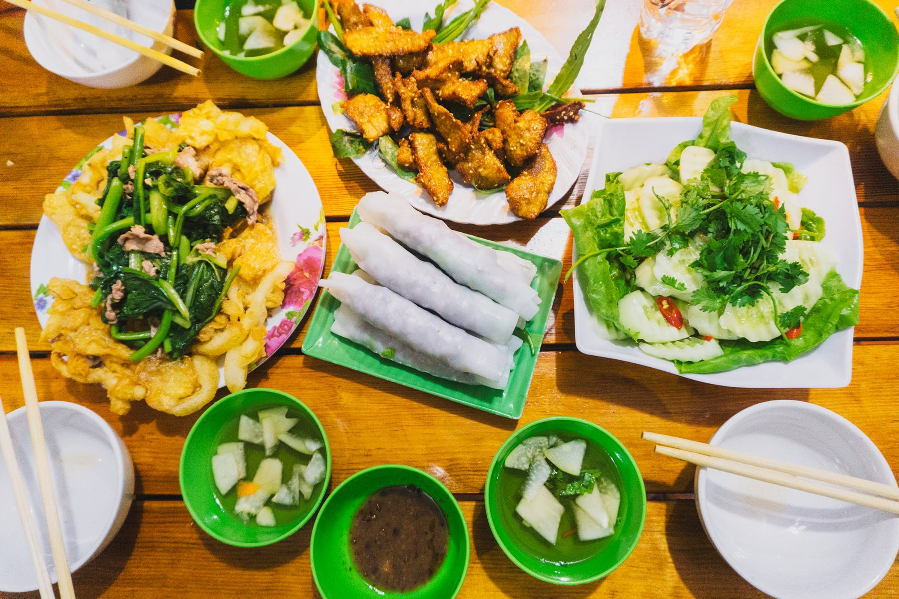 Hanoi After Dark - Hanoi Food Tour by Vespa
