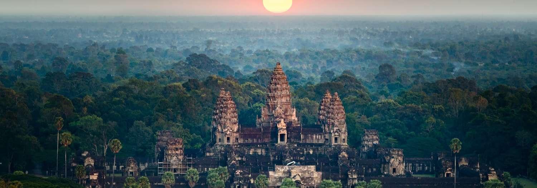 Cambodia tours Vespa Adventures