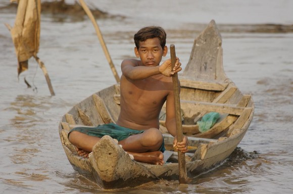 Stilted Village and Tonle Sap Lake Explorer
