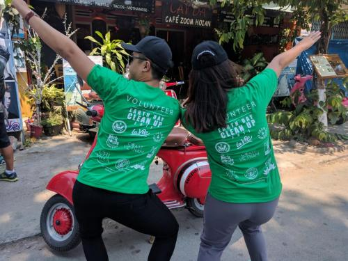 Earth Day 2017, Hoi An Clean-up 1