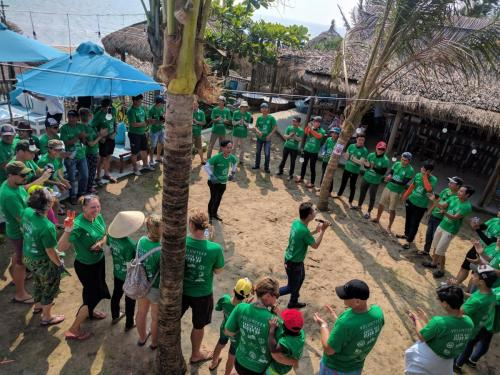 Earth Day 2017, Hoi An Clean-up 2