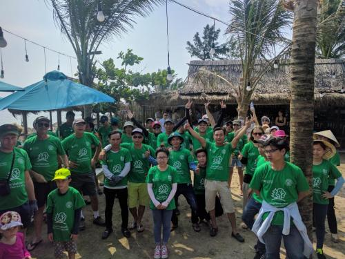 Earth Day 2017, Hoi An Clean-up 3
