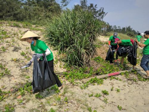 Earth Day 2017, Hoi An Clean-up 4