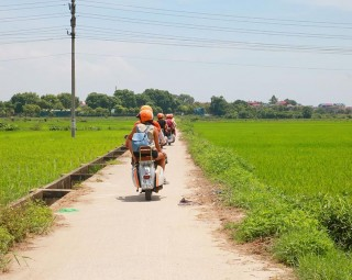 Hanoi Countryside Adventure