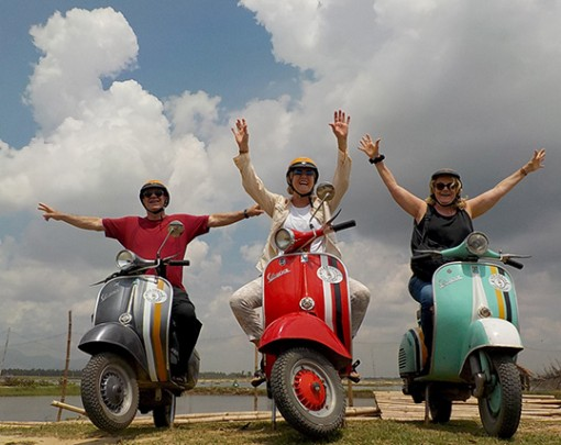 Hoi An Countryside and Islands Explorer Bike Tour