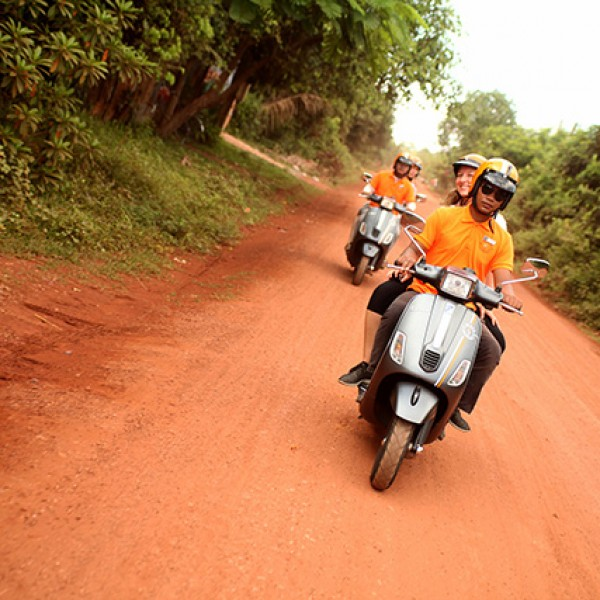 Siem Reap Countryside Life Bike Tour