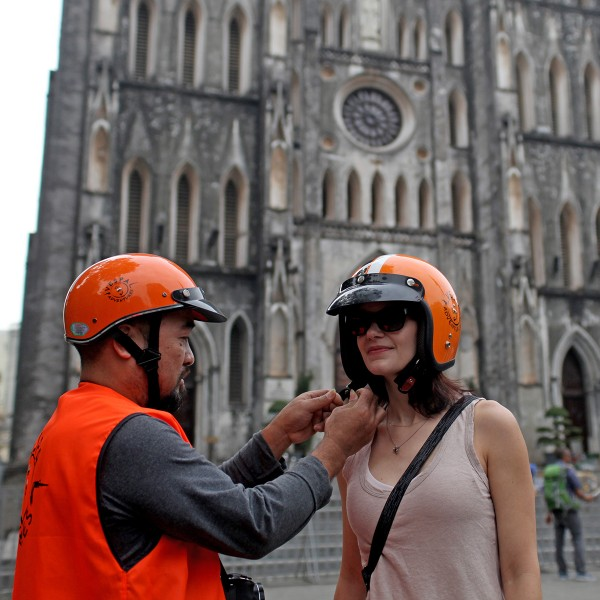 The Insiders Hanoi Bike Tour