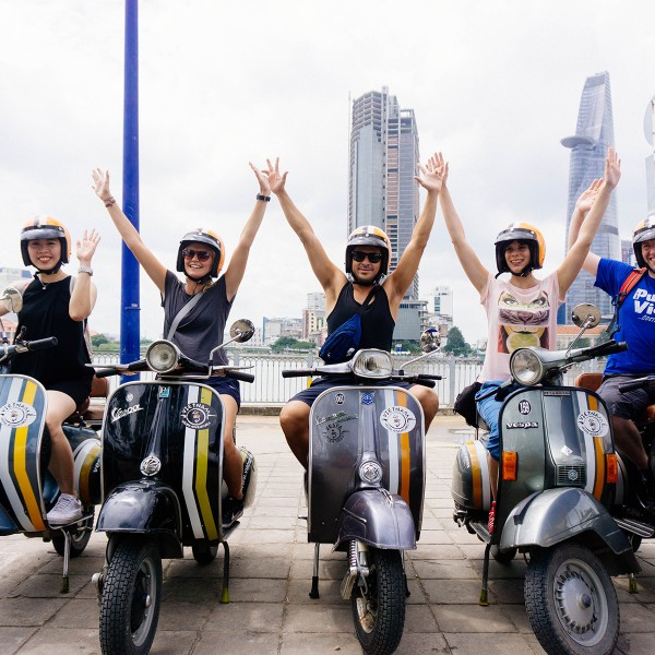 The Insiders Saigon Bike Tour 8