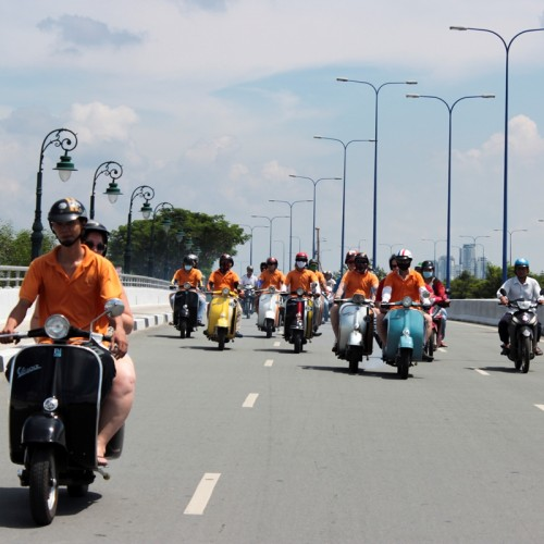 Vespa Adventures Tours In Vietnam Cambodia